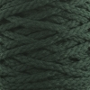 Braided Macrame Cord 4mm 70yds Forest Green